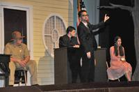 "CRHS performs ""To Kill a Mockingbird"" as 2016 fall play"