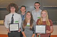 CRHS STEM and IT students recognized at Internet of Things Conference