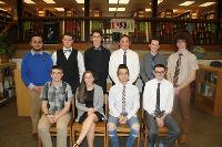 National Technical Honor Society celebrates 2016 inductees