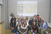 CRHS STEM teams selected as regional winners of STEAM Tank Challenge