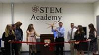 CRHS celebrates grand opening of STEM Lab