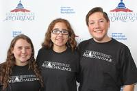 CRHS students celebrate Congressional App Challenge win in Washington, D.C.