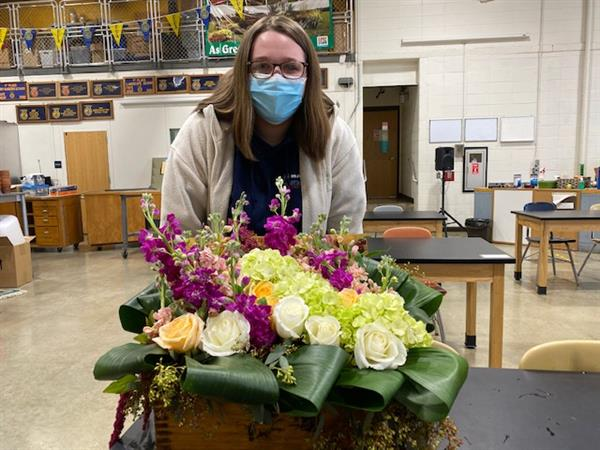 CRHS FFA claims top honors at Virtual NJ State FFA Horticultural Exposition